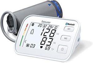 Blutdruckmessgeräte mit großer Manschette