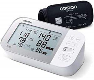 Blutdruckmessgeräte mit Manschetten