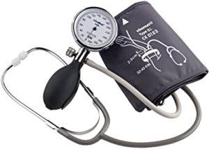 Blutdruckmessgeräte mit Stethoskop
